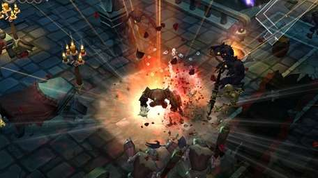 Torchlight for XBox available on XBox Live Arcade