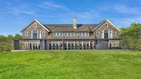 This 3.1-acre Montauk property, and the adjacent 2.8-acre