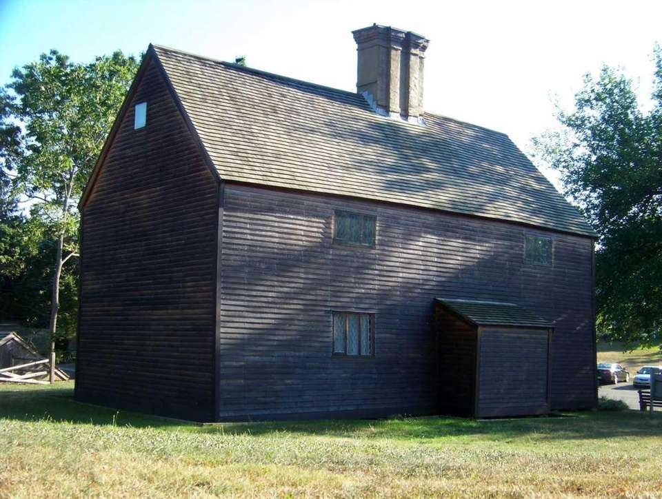 Built around 1649, the Old House in Cutchogue