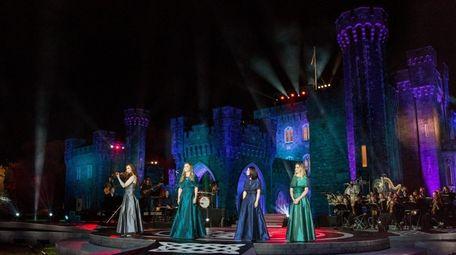 Celtic Woman's  Ancient Land show.