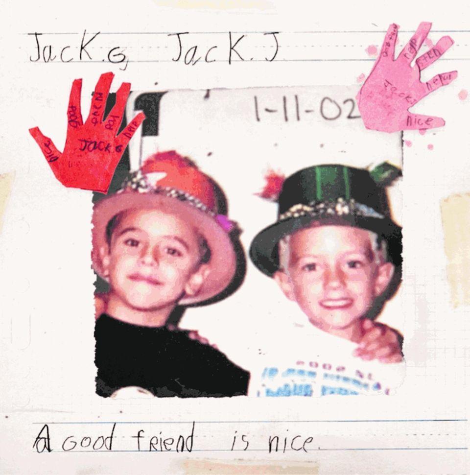 Childhood pals Jack & Jack, who made a