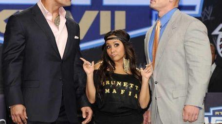 Actor and WWE superstar Dwayne
