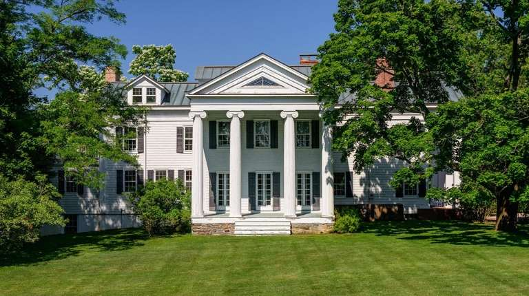 Christie Brinkley's home in North Haven.