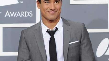 TV celebrity Mario Lopez will be appearing at