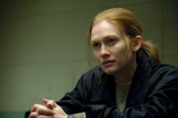 Sarah Linden (Mireille Enos) stars in AMC's