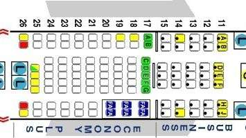 Seatguru.com's seating chart for United Airlines' Boeing 777,