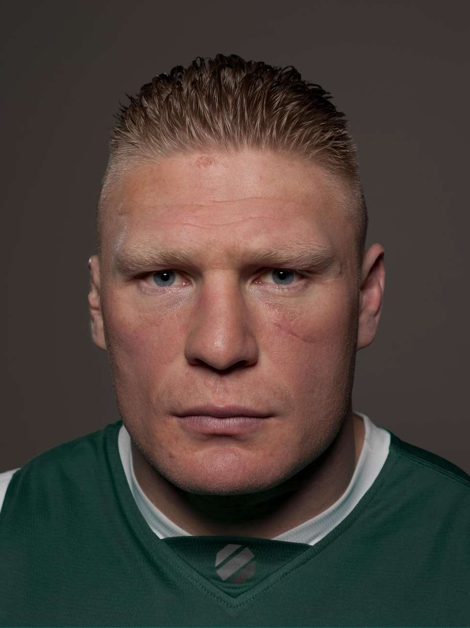 Former UFC heavyweight champion Brock Lesnar is a