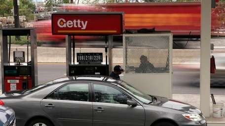 Jericho-based Getty Realty Corp. said April 1, 2011