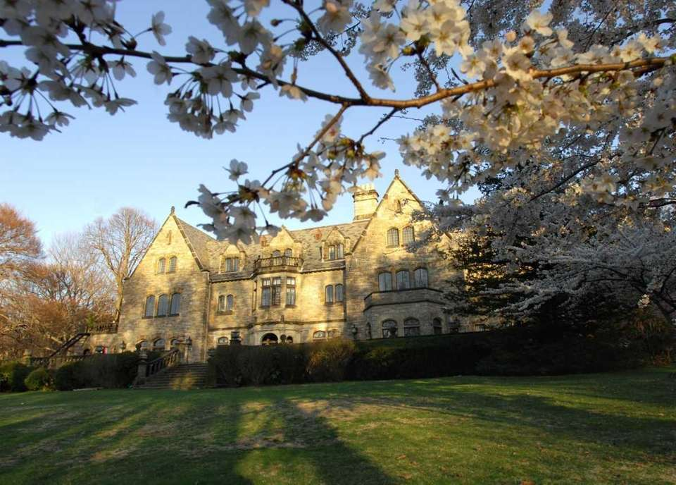 Mill Neck Manor, known originally as Sefton Manor,