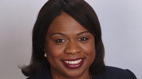 Cherice P. Vanderhall of Baldwin has been promoted