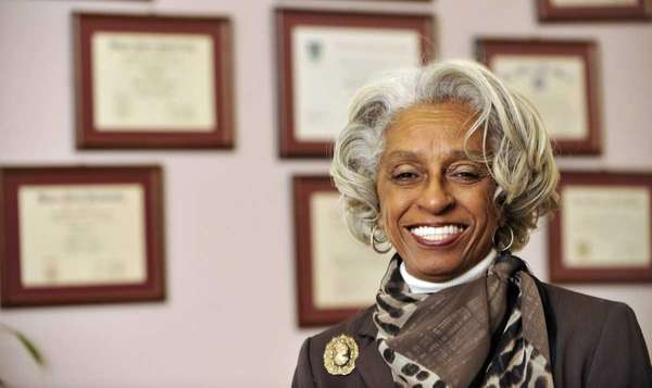 Dr. Barbara Ross-Lee, an Old Westbury college executive