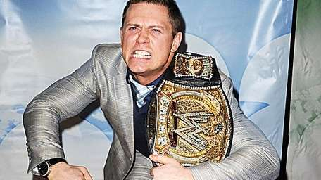 The Miz is awesome!
