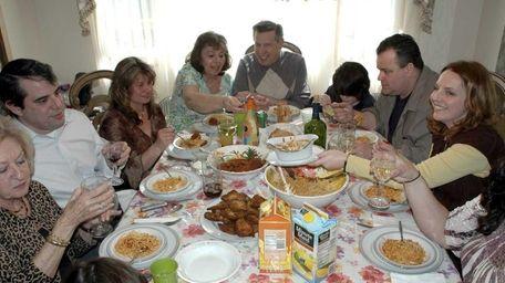 Diane Quinn's family of North Massapequa gathers for
