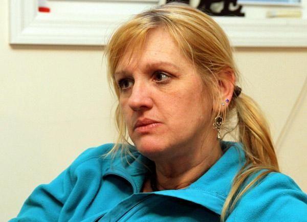 Mari Gilbert, mother of Shannan Gilbert. (Dec. 14,