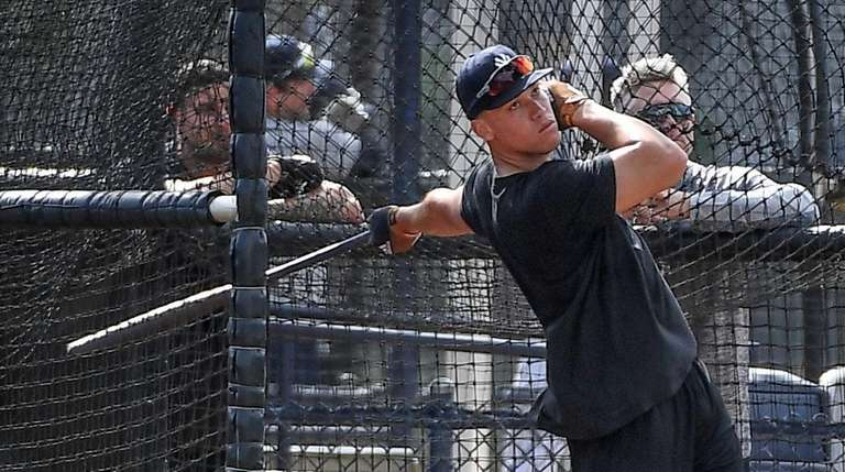 0441d10c1 Aaron Judge predicts Yankees will break homer record again