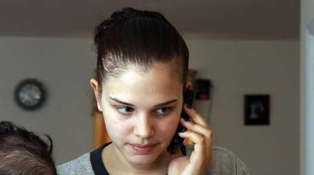 Sherre Gilbert, sister of missing woman Shannan Gilbert,