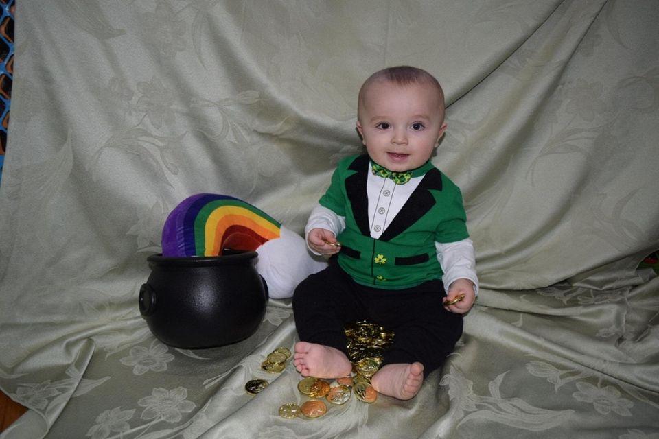 Happy St.Patrick's Day!?