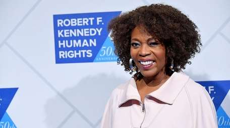 Alfre Woodard attends the Robert F. Kennedy Human