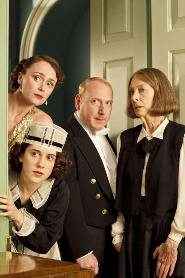 """ Upstairs, Downstairs"" (2011) - The saga continues"