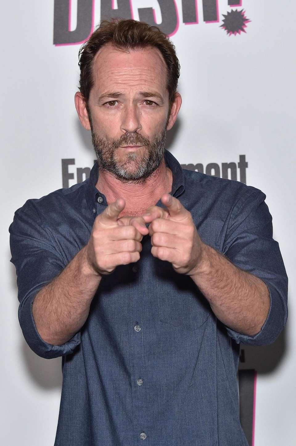 FILE - MARCH 04: Actor Luke Perry, who