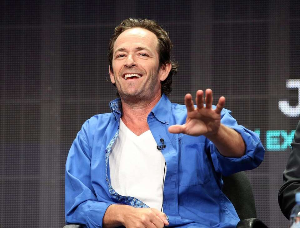 FILE FEBUARY 28: Actor Luke Perry hospitalized after