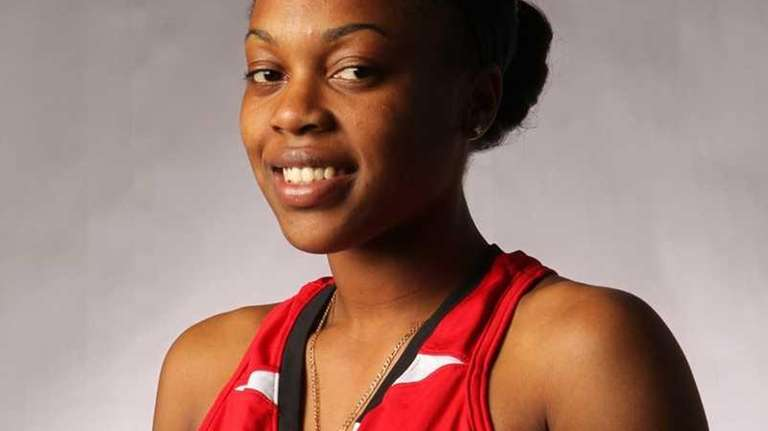 AMBER DAVIS Long Island Player of the Year