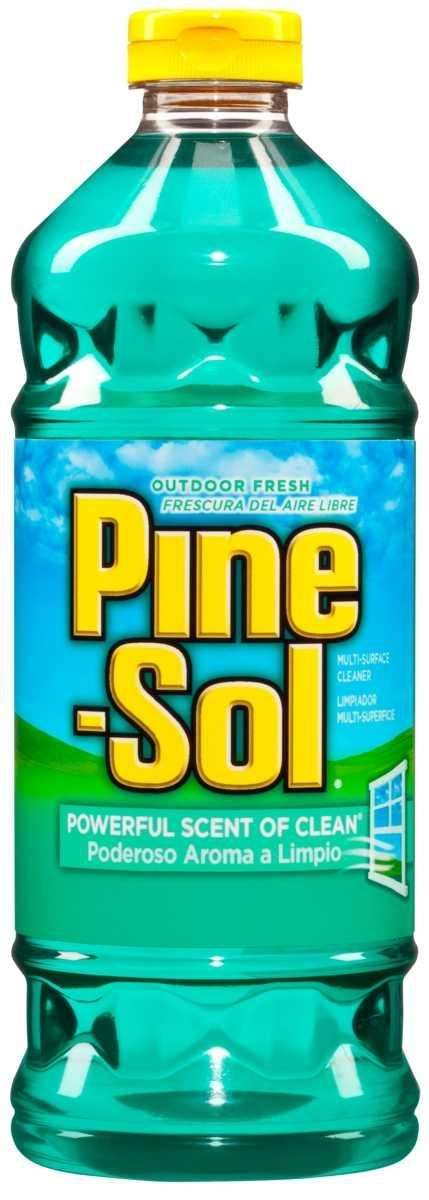 For some, the scent of Pine-Sol might conjure
