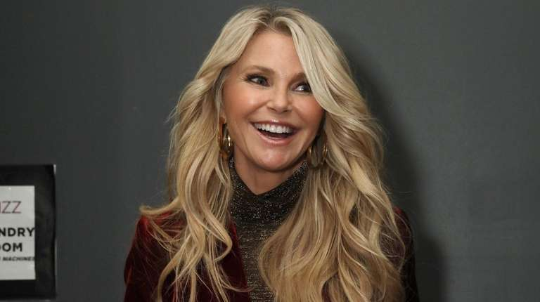 "Christie Brinkley will play Roxie Hart in ""Chicago"""