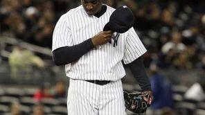 Rafael Soriano #29 of the New York Yankees