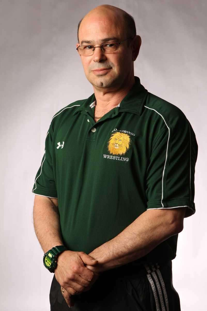 MIKE PICOZZI Wrestling Coach of the Year Longwood