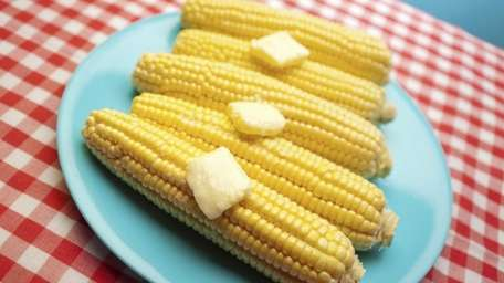 Corn is taking on the onion for the