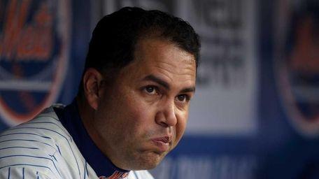 Carlos Beltran #15 of the New York Mets