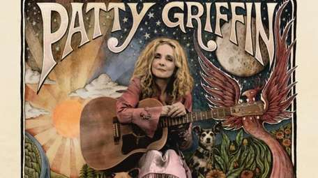 "Patty Griffin's ""Patty Griffin"" on PGM Recordings/Thirty Tigers."