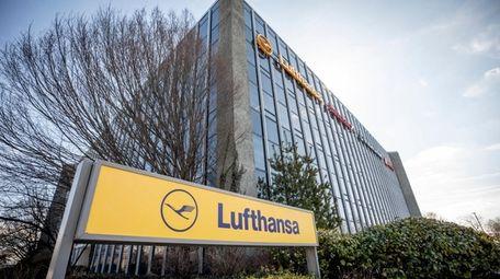 Lufthansa's East Meadow location, seen on Thursday.