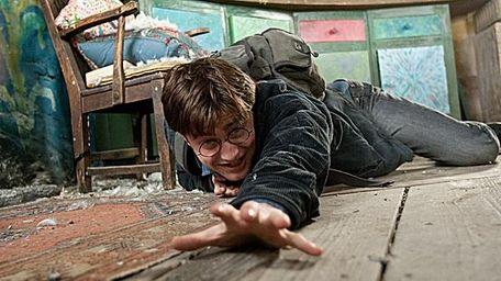 Daniel Radcliffe stars in