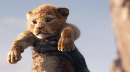"""""""The Lion King"""" costarring Donald Glover, James Earle"""