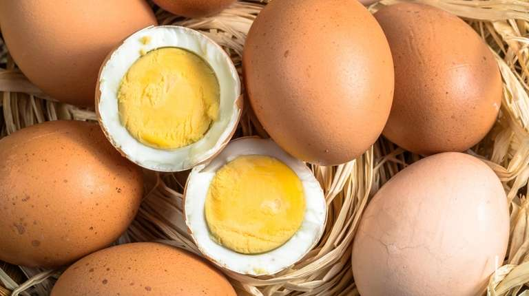 The high consumption of eggs follows recent shifts