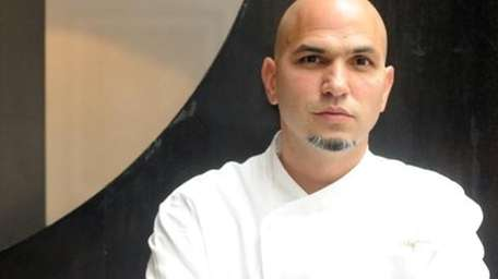Greek chef Michael Psilakis, is owner of the