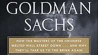 A portion of the Goldman Sachs book cover
