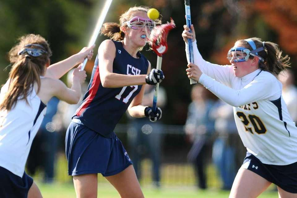 Cold Spring Harbor High School #17 Kelly Anne