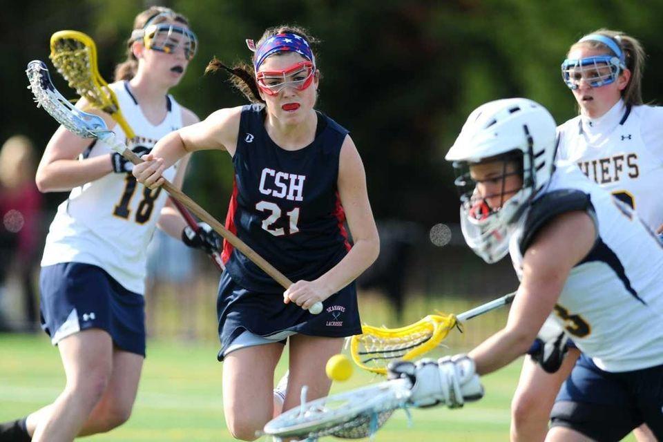 Cold Spring Harbor High School #21 Kaitlyn Heins