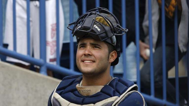 Jesus Montero, a catcher, is considered the top