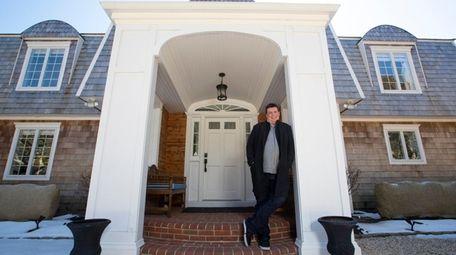 Joseph Demeri bought his five-bedroom Southampton home last