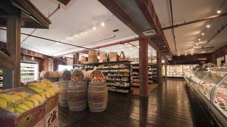 Avanti Culinary Market, Water Mill. (April 2011) Photo