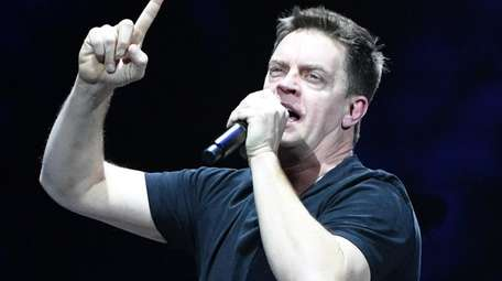 Comedian and actor Jim Breuer