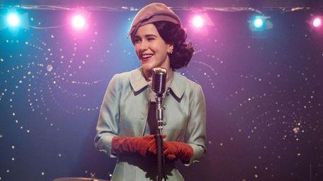 Rachel Brosnahan stars in Amazon Prime's