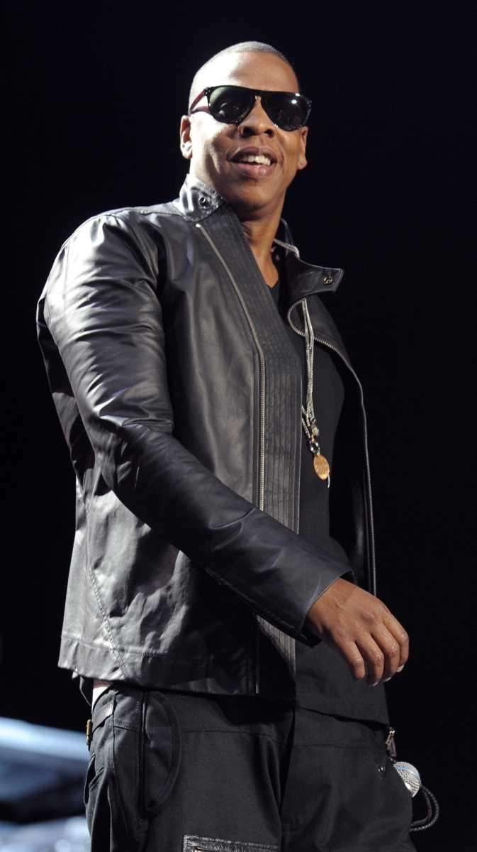 Stage name: Jay Z Birth name: Shawn Carter