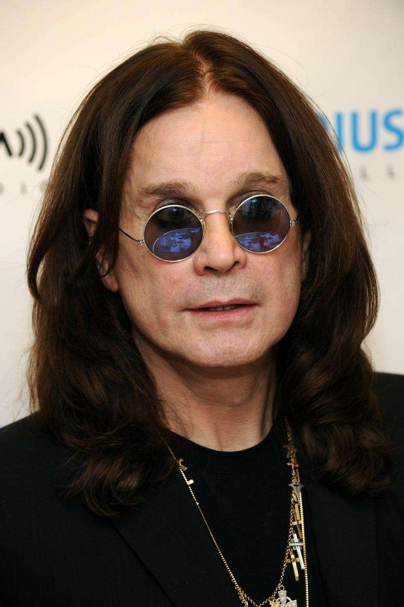 Stage name: Ozzy Osbourne Birth name: John Michael