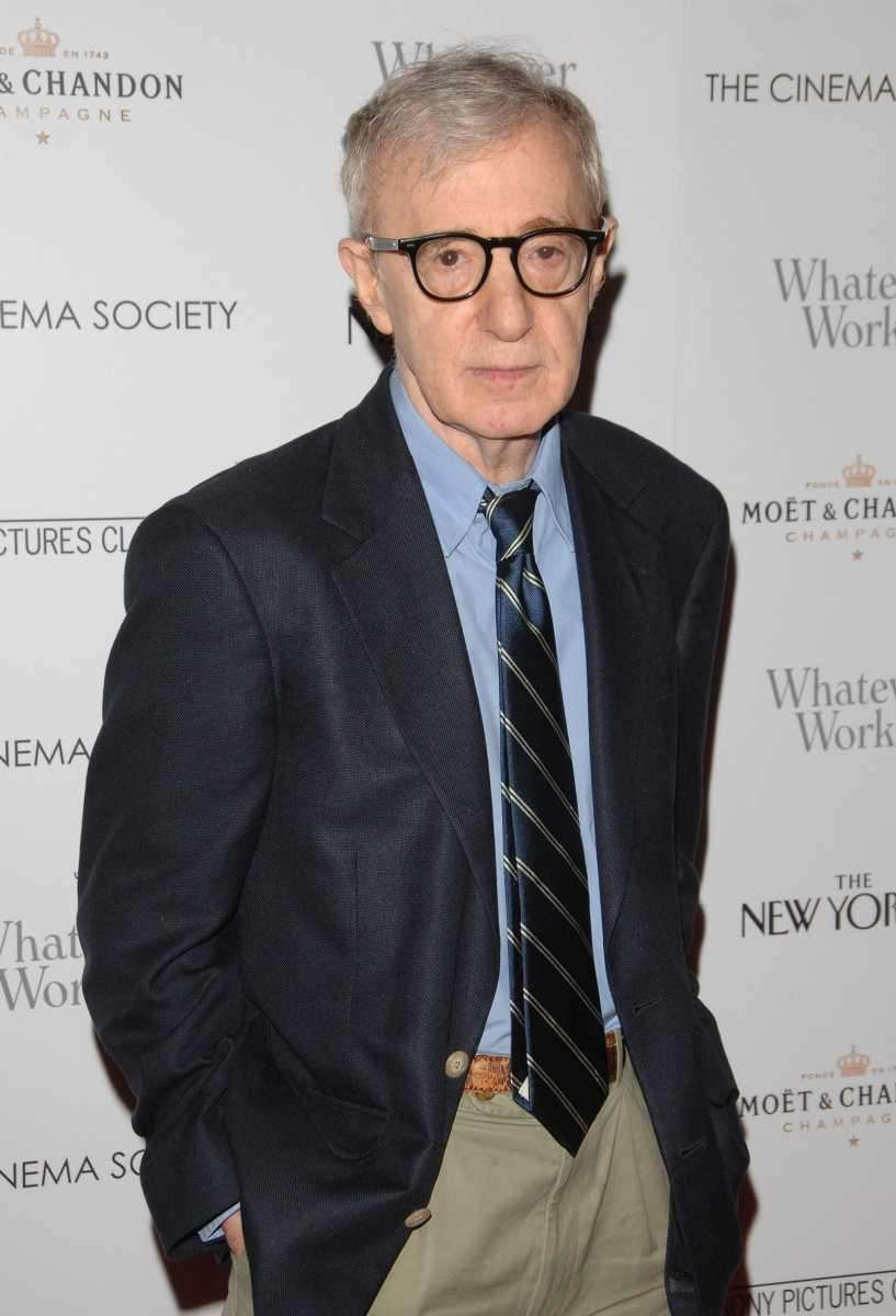 Stage name: Woody Allen Birth name: Allen Konigsberg