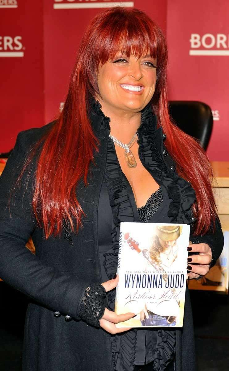 Stage name: Wynonna Judd Birth name: Christina Ciminella